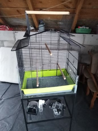 Sprzedam klatkę dla papug