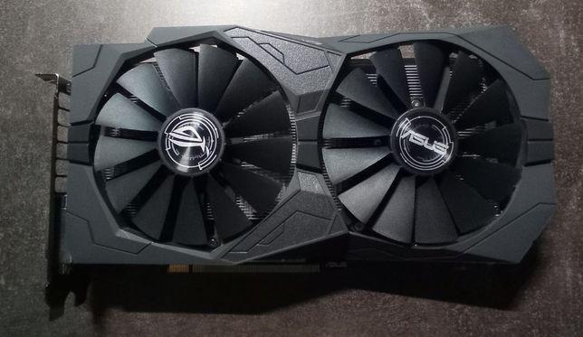 Asus ROG Strix GeForce GTX 1050TI Gaming OC 4GB GDDR5