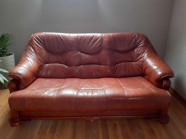 Kanapa z fotelami