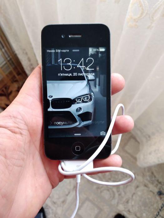 Продам в хорошому стані айфончик 4s Черновцы - изображение 1
