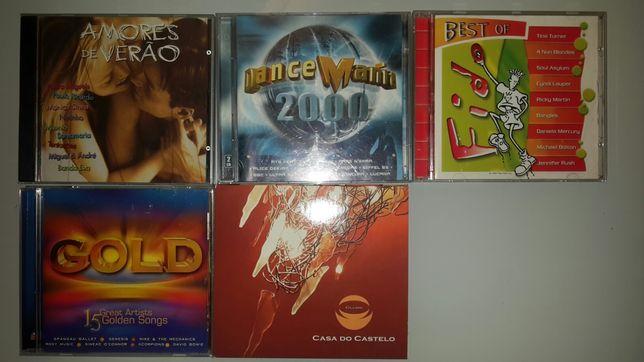 CD compilações