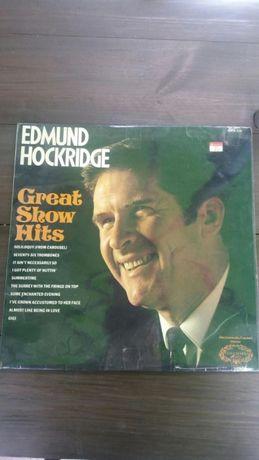 Edmund Hockridge plyta winylowa, winyl. Great show hits.