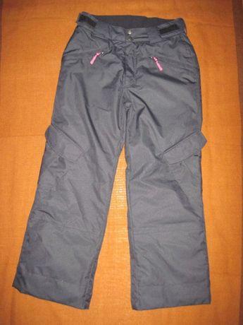 Inside Power (рост 140) зимние сноубордические штаны для девочки