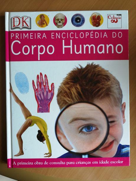 Primeira enciclopédia do corpo humano