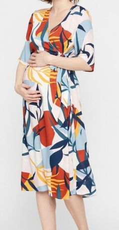 Sukienka ciążowa mamalicious, rozm. L