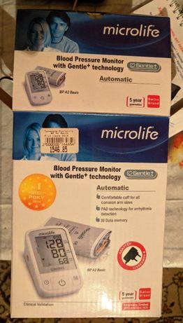 Автоматический тонометр Microlife BP A2 Basic.