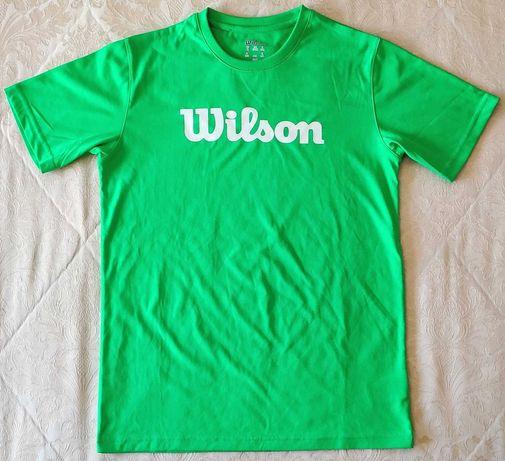T-shirt de ténis para rapaz (marca Wilson)