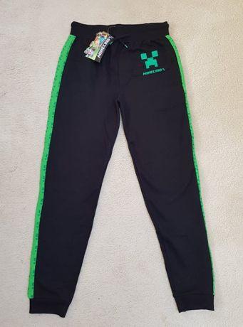 Nowe spodnie -MINECRAFT -158 na 12/13 lat