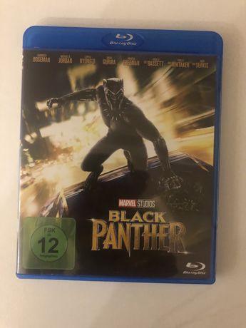 Blu-ray DVD Marvel - Black Panther