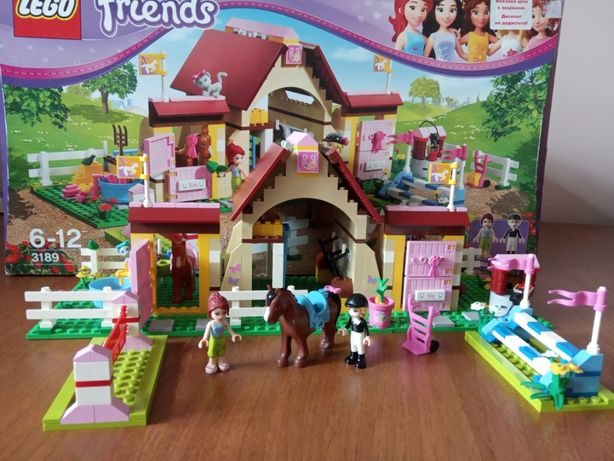 LEGO Friends Конюшня (3189) оригинал