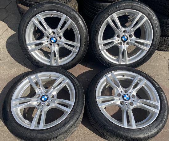 Alufelgi z oponami 225/45 255/40 R18 BMW 3 F30 F31 4 F32 E90 E91 E92
