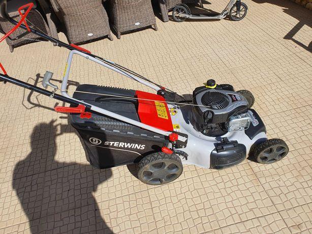 Corta relva a gasolina 140 cc - Sterwins 575 ex com 51 cm de corte