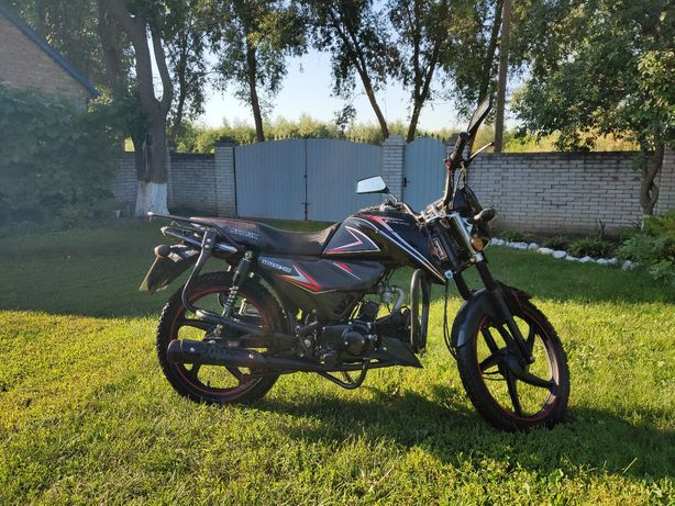 Мотоцикл Spark 125c-2c