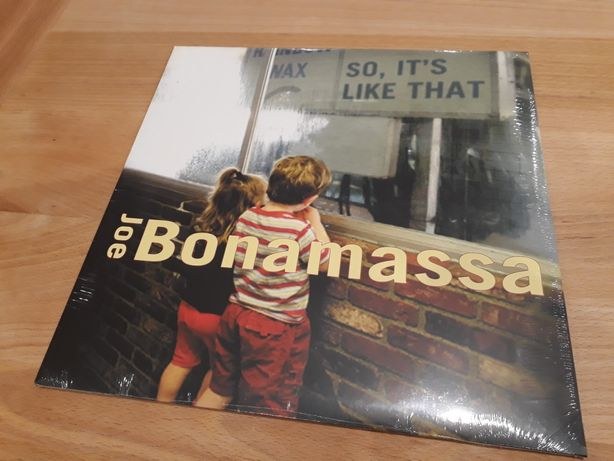 Joe Bonamassa So, It's Like That Winyl