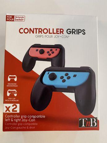 Controller Grips para Nintendo Switch novos