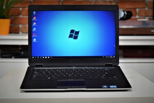 Laptop Poleasingowy Dell Latitude 6430u |i5 |8GB |256GB|1600x900|Win10