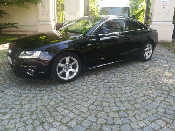 Audi A5 1.8t 174k s line atrakcyjna cena tylko dzis