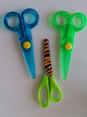 Nożyczki dla dzieci oddam