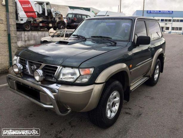 Nissan Patrol GR Y61 3.0Di SE+ 3p 97-04 PARA PEÇAS