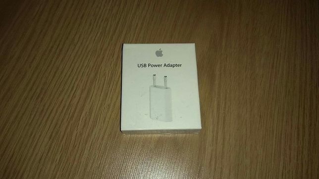 Adaptador USB Apple - NOVO