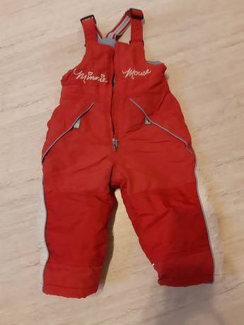 spodnie zimowe, narciarskie hm