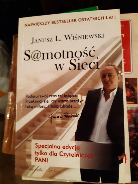 Janusz L. Wiśniewski: Samotność w sieci