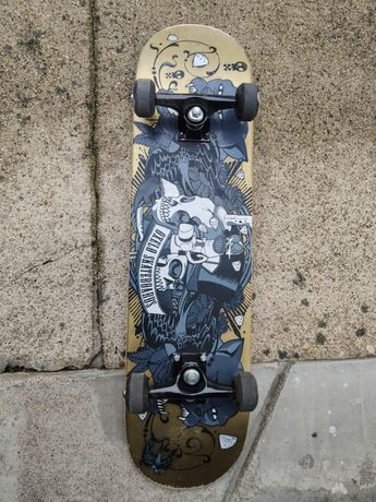 Vendo skate pouco uso