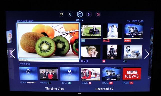 Telewizor / 55 cali / Samsung / Smart / Wi-Fi / LED