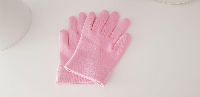 Rękawiczki / Maska na noc / Manicure / Dłonie