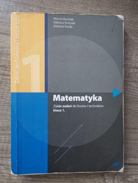 Zbiór zadań matematyka klasa 1 zakres podstawowy i rozszerzony