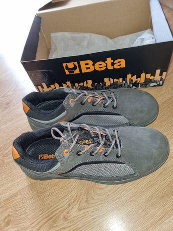 Buty robocze, NOWE, rozmiar 43, Beta Safety footwear 7213fg