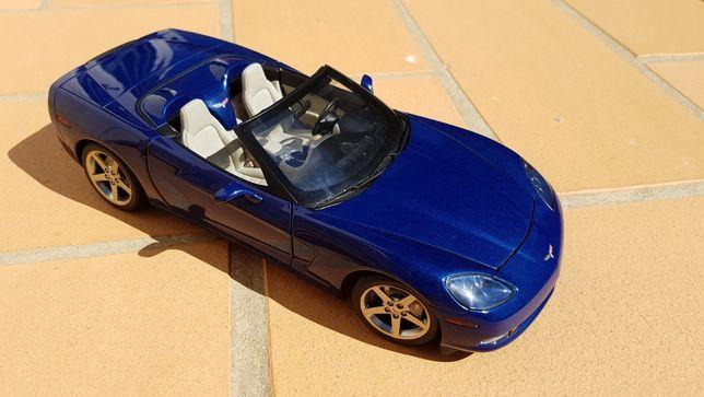 Chevrolet Corvette C6 Cabrio 1:18 AutoArt
