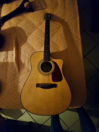 Fender CD140 SCE Nat c/saco