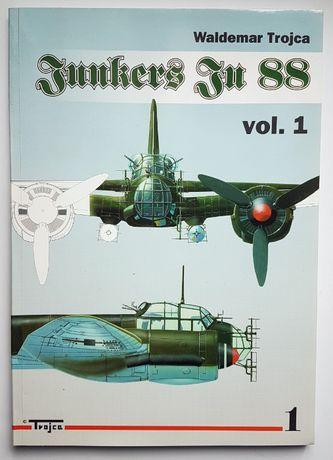 Junkers Ju 88 vol.1 Waldemar Trojca