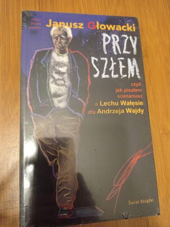 """Janusz Głowacki, """"Przyszlem"""""""