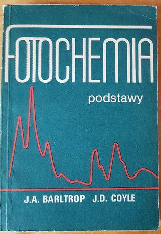 Książka: Fotochemia. Podstawy. Barltrop, Coyle. PWN 1987.