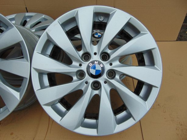 17 5x120 BMW felgi E81 E82 E87 E88 F20 F21 F22 F23 E46 E36 oryginalne