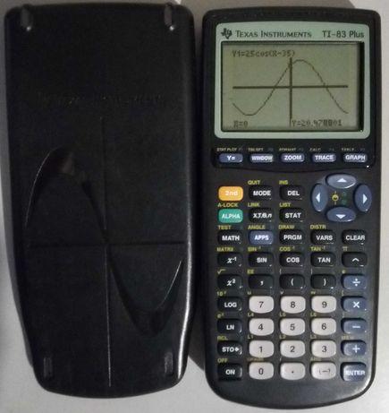 Calculadora gráfica Texas Intruments TI 83 Plus