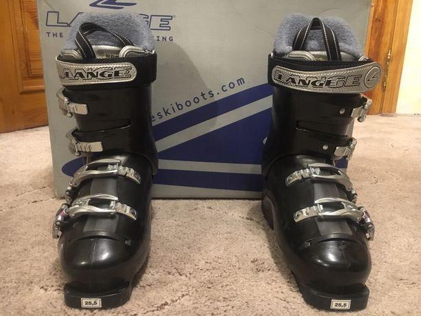 Ботинки горнолыжные Lange р. 25.5