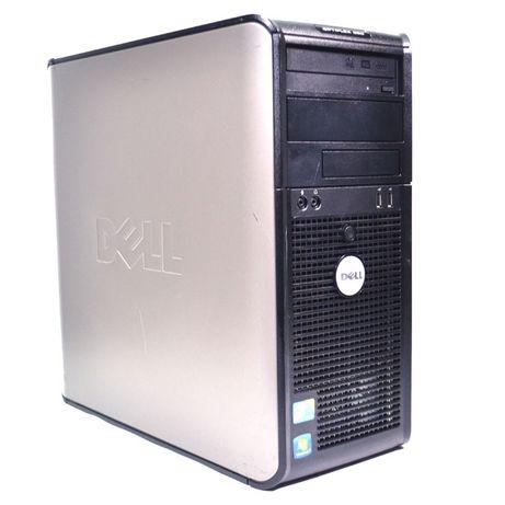 Komputer stacjonarny dell procesor quad core 4 rdzenie super cena