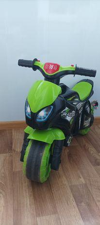 Детский мотоцикл беговел ТехноК