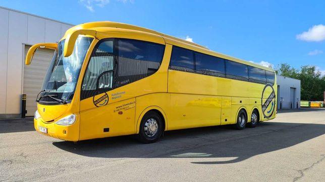 Автобус Scania irizar