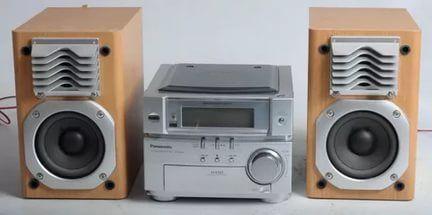Продам музыкальный центр Panasonic Panasonic SA-PM03
