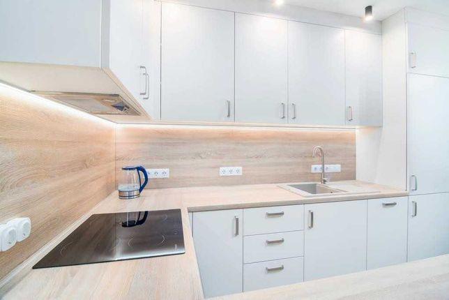ЖК Obolon Sky квартира с ремонтом мебелью и бытовой техникой