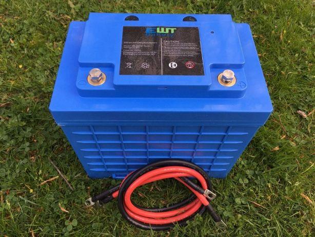 12в 75ач литиевый аккумулятор (LiFePO4) ячейки CATL-новые