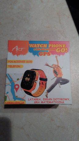 Zegarek watch phone go
