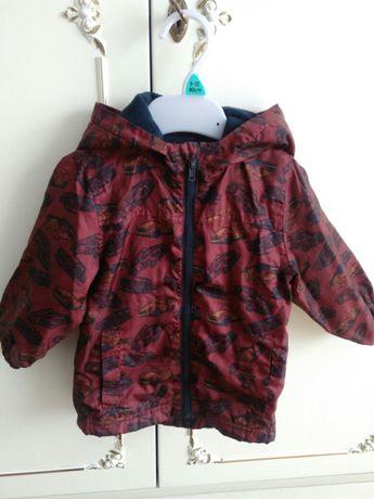Wiosenna kurtka dla chłopczyka