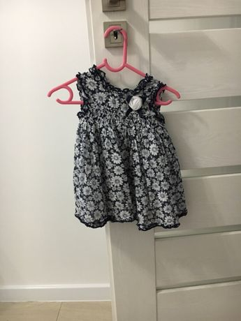 Sukienka Sarah Louise rozmiar 6 msc