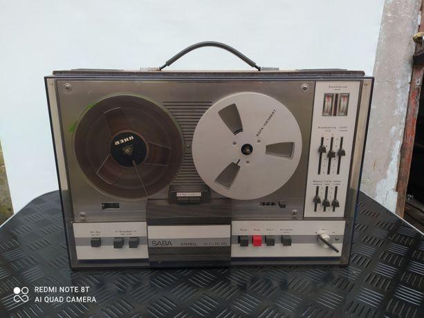 Magnetofon szpulowy SABA HI-FI TG 543