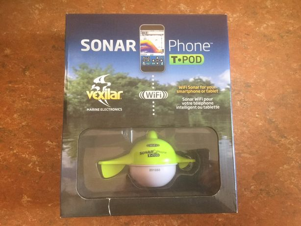 Беспроводной Wi-Fi эхолот Vexilar SonarPhone